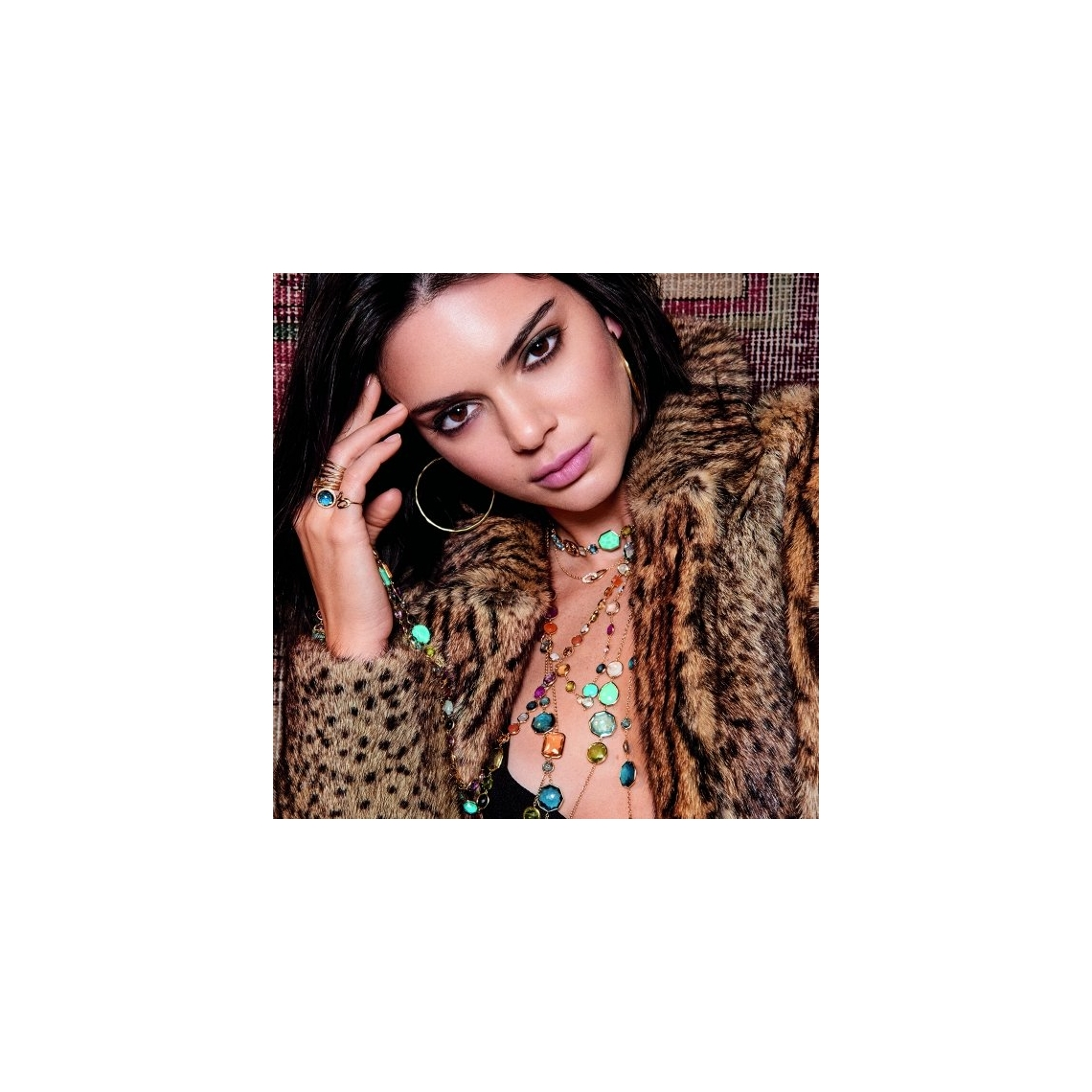 Kendall Jenner : La nouvelle égérie d'Ippolita