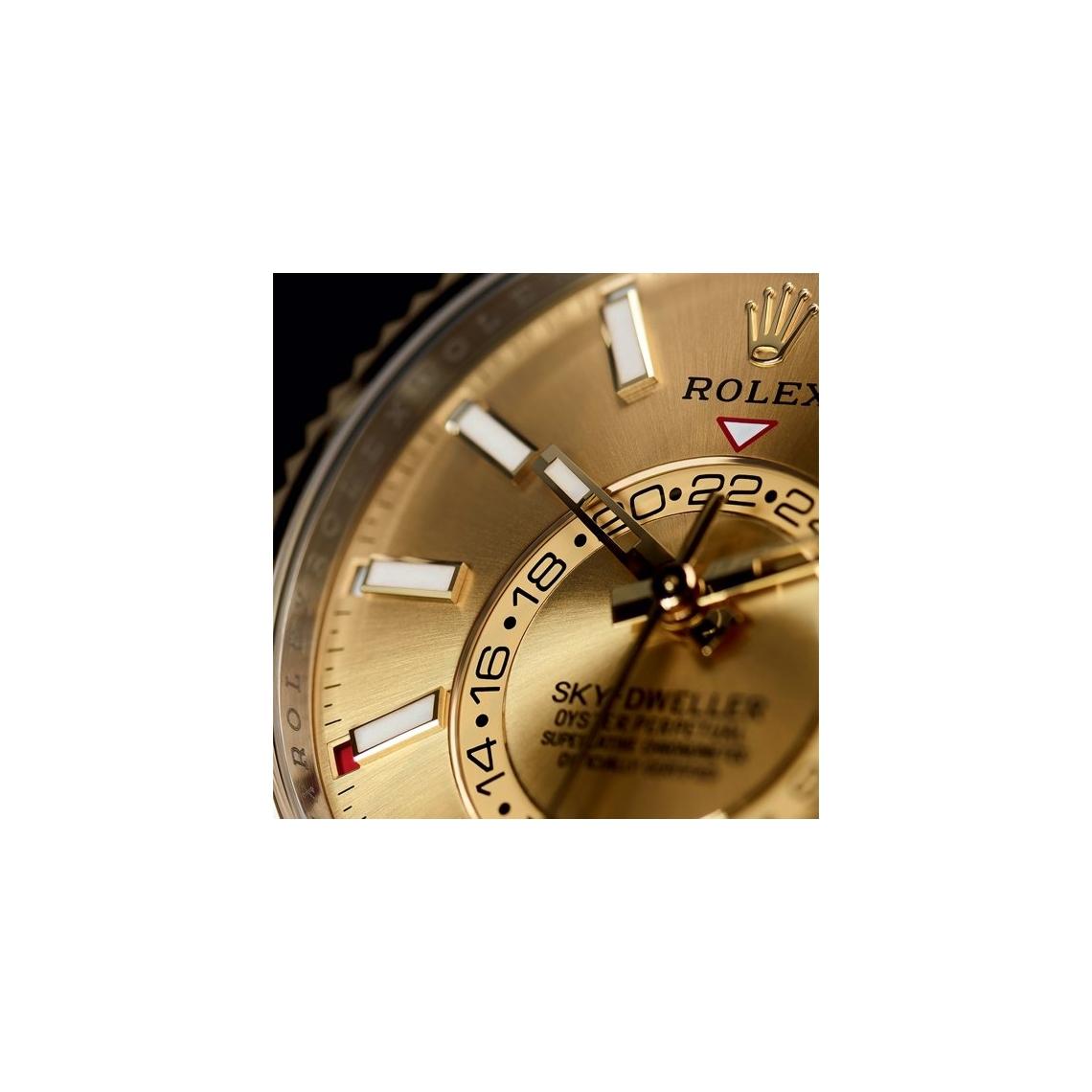 Rolex: First-class Watch