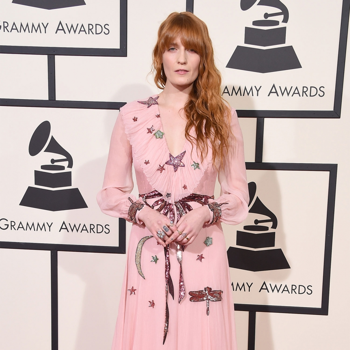 Florence Welch,the Muse of the New Gucci