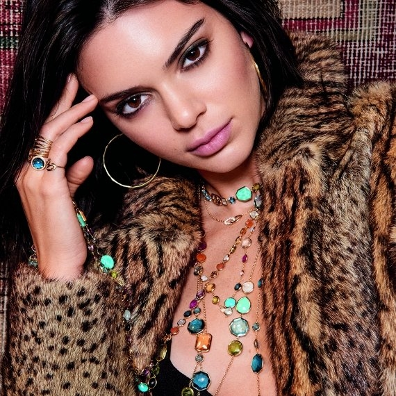 Ippolita's new muse: Kendall Jenner