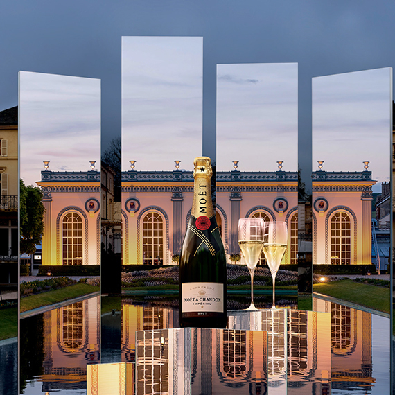 Moët & Chandon, But Impérial, 150 years of celebration!