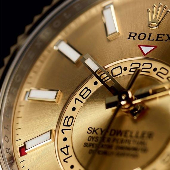 Rolex: First-class Watch