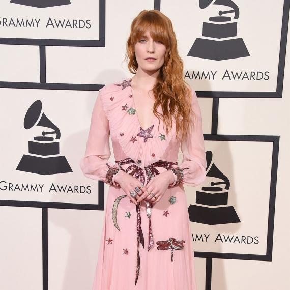 La muse du Gucci nouvelle génération Florence Welch