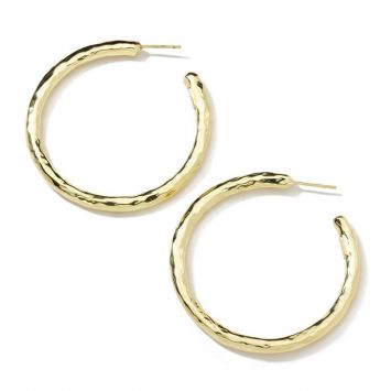 LOOP 'DOREILLES RINGS YELLOW GOLD