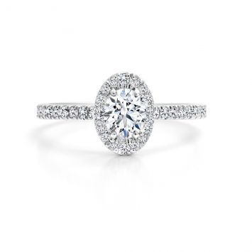 Forevermark Center of My Universe Engagement Ring