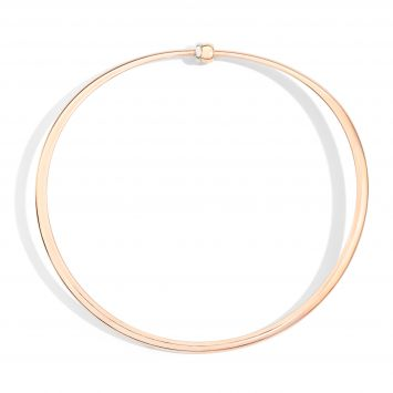 POMELLATO 18K ROSE GOLD NECKLACE