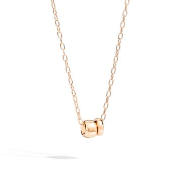 NECKLACE IN ROSE GOLD
