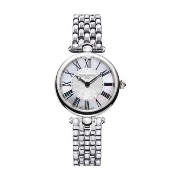 WATCH FREDERIQUE CONSTANT WITH PEARL PEARL DIAL ROMAN