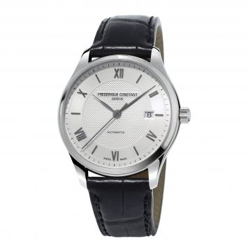 FREDERIQUE CONSTANT CLASSICS SILVER DIAL WATCH