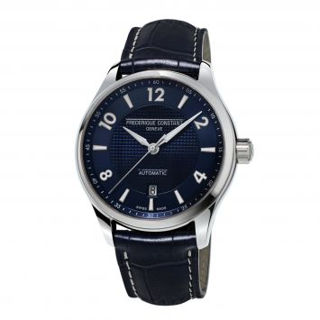 WATCH FREDERIQUE CONSTANT RUNABOUT AUTO WITH BLUE DIAL