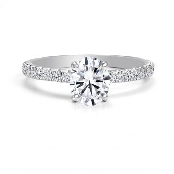 BAGUE A DIAMANT FOREVERMARK