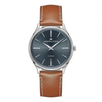 HAMILTON JAZZMASTER THINLINE 40MM WATCH