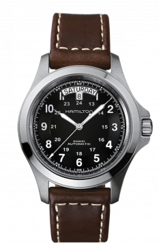 MONTRE HAMILTON KHAKI FIELD KING