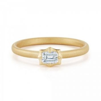 Jade Trau Vanguard Diamond Ring