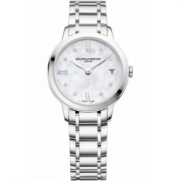 WATCH BAUME ET MERCIER CLASSIMA 31MM