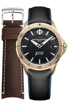 CLIFTON BRONZE AUTOMATIC WATCH