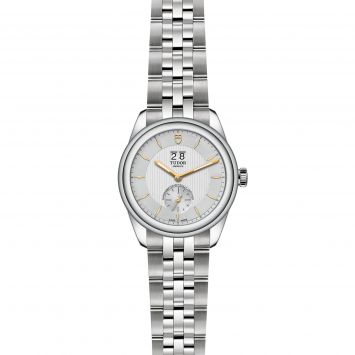 Watch TUDOR Glamour Double Date