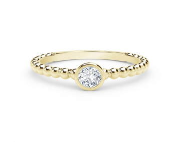 BAGUE FOREVERMARK TRIBUTE EN