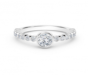 Forevermark Tribute Diamond Ring