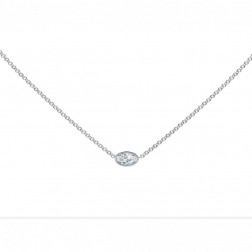 COLLIER FOREVERMARK TRIBUTE EN