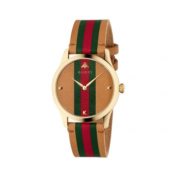MONTRE GUCCI G-TIMELESS WEB