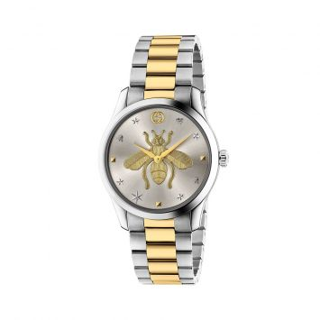 GUCCI WATCH WITH BEE INDEX