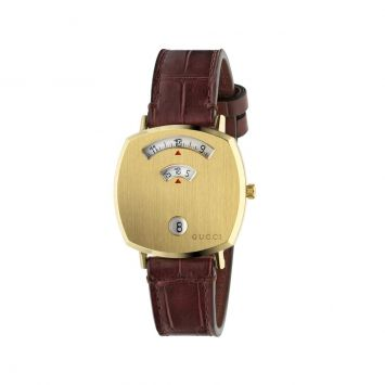 MONTRE GUCCI GRIP 35MM/GUCCI GRIP 35MM WATCH