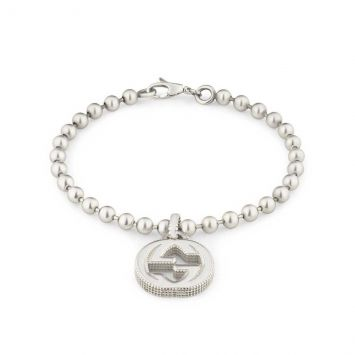 GUCCI BOULE BRACELET WITH PENDANT