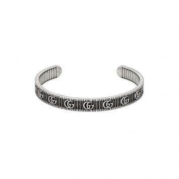 DOUBLE G BRACELET  WITH G PATTERN