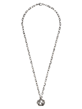 INTERLOCKING G NECKLACE