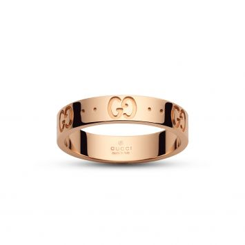 ICON THIN RING IN 18K ROSE GOLD