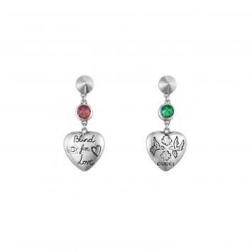 BOUCLES D'OREILLES BLIND FOR LOVE