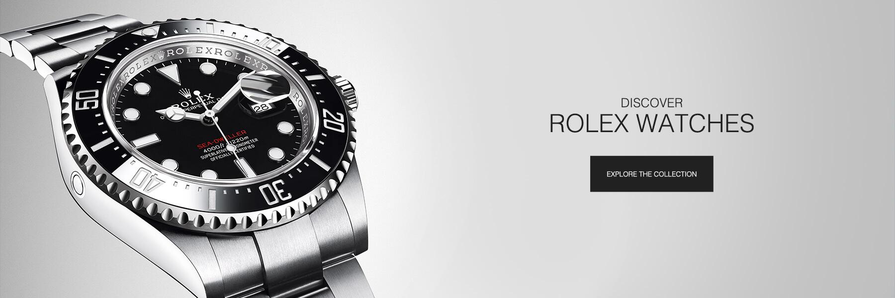 Rolex Banner ENG