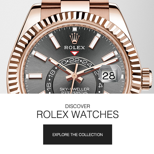 Discover Rolex watches