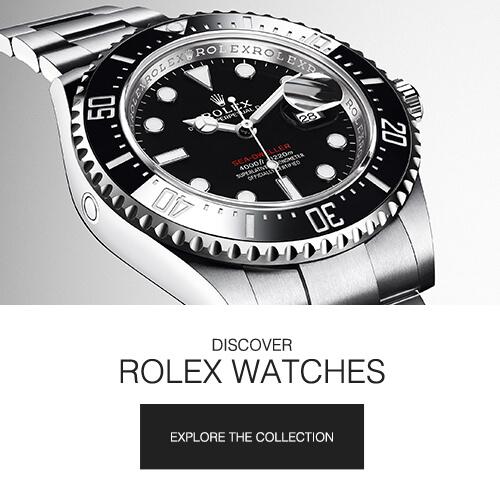 Rolex Mobile Banner ENG