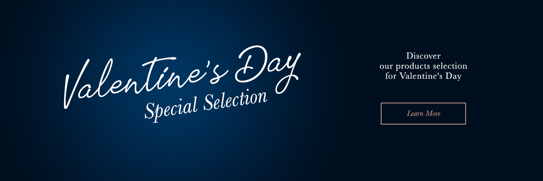 Valentine's Day Special Selection