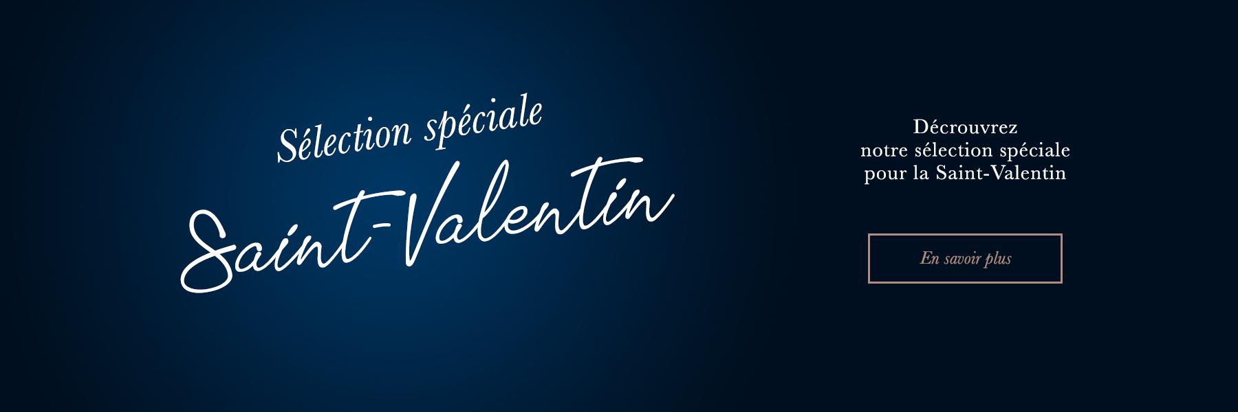 Sélection spéciale Saint-Valentin