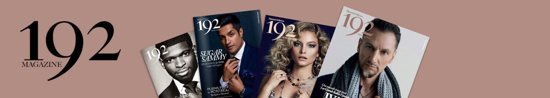 192 Magazine ads