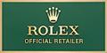 Rolex Official Retailer Plate