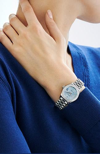 Montres Rolex Pour Femmes